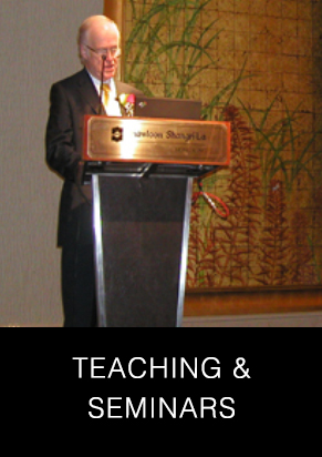 Teaching and Seminars